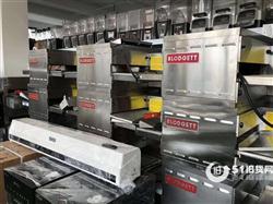 北京咖啡厅设备回收,西餐厅设备,烤箱、发酵箱、旋转炉、热风炉、切片机等整体回收