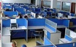 苏州屏风隔断回收、员工隔断桌回收