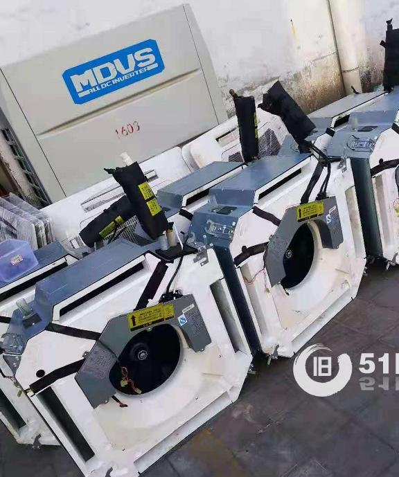 广东东莞中央空调回收,模块机、溴化锂机组回收